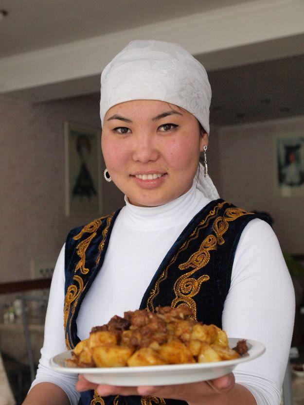 Kyrgyz_woman