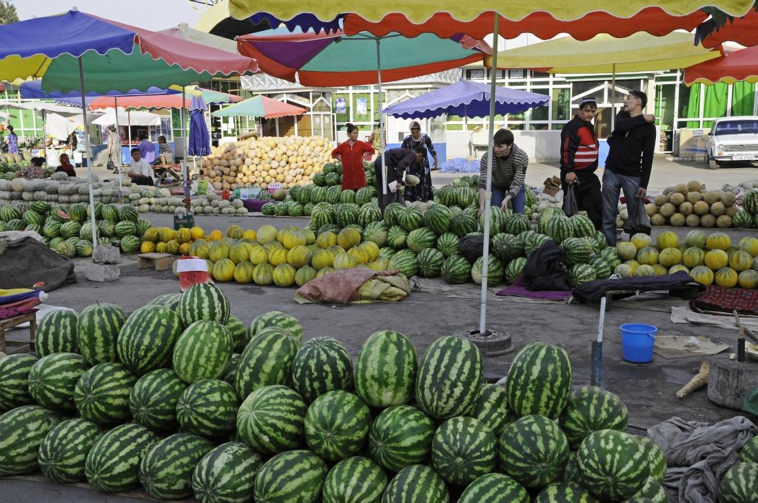 Uzbekistan_Markt_Margilan