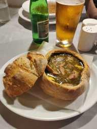Dinner in Kraków