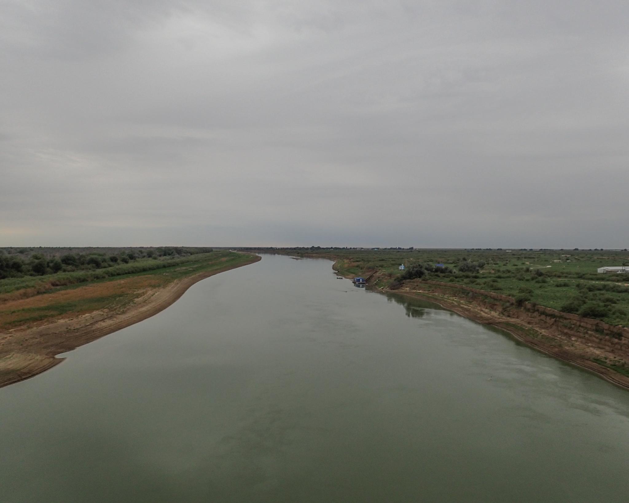 The Ural River