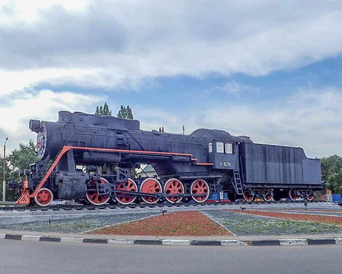 Steam Train, Russia
