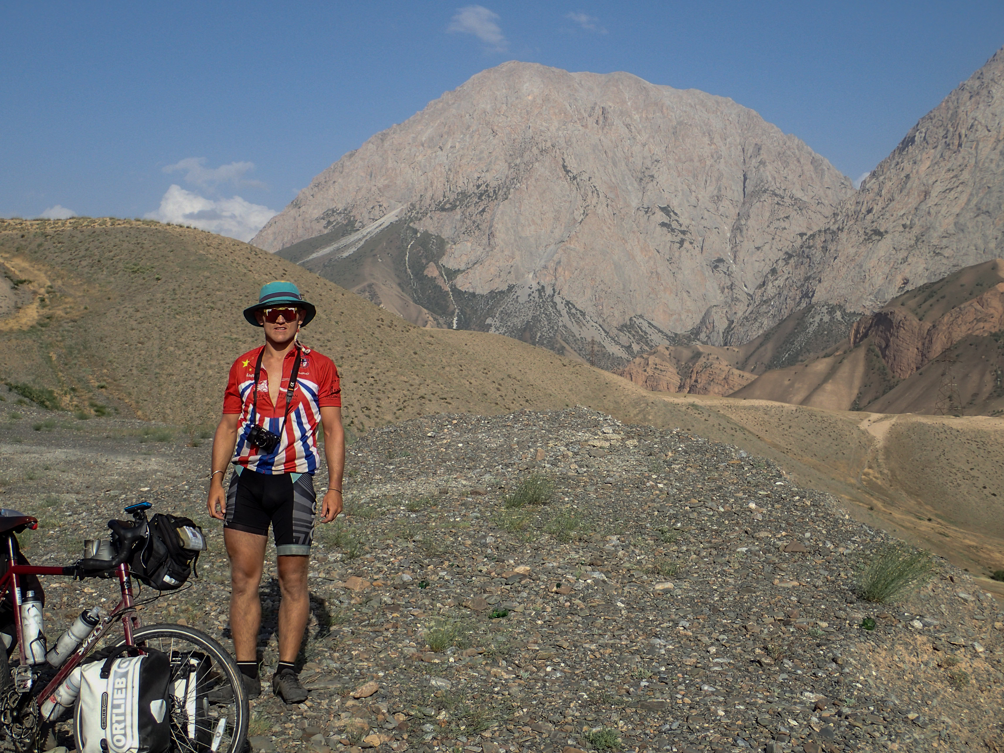 Linford and the Pamir Mountains