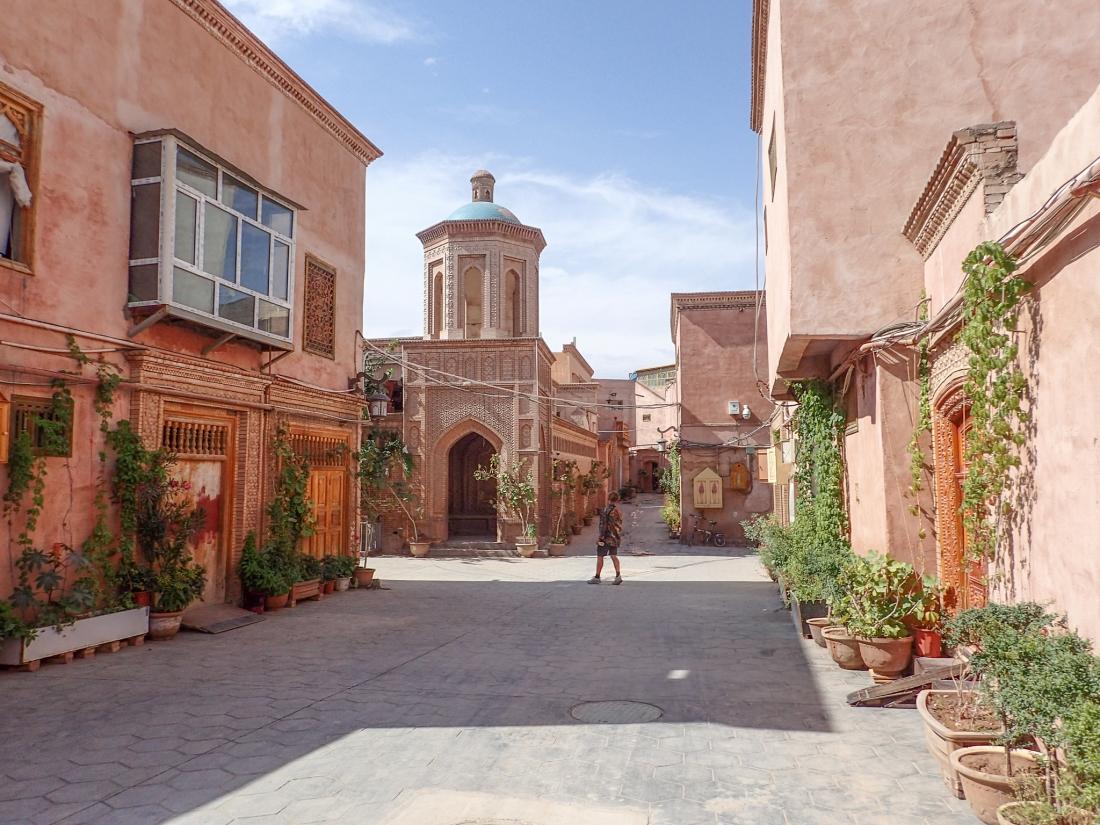 street scenes, Kashgar