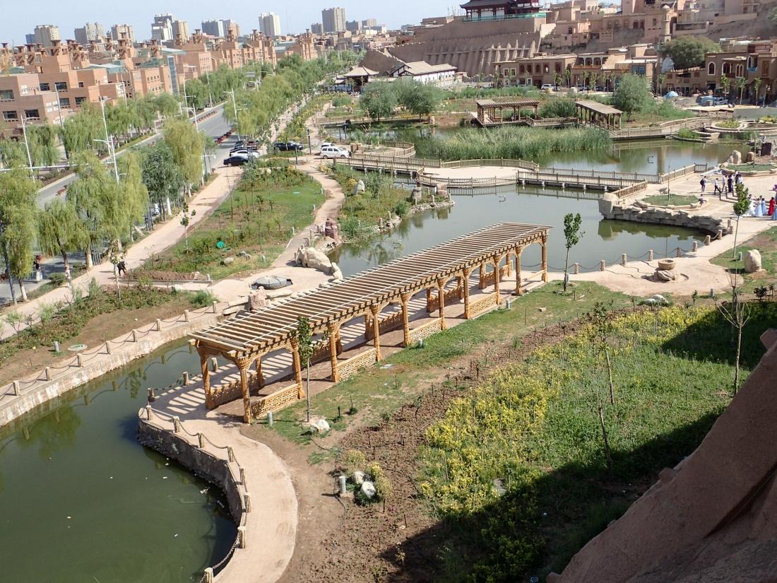 Water-park, Kashgar