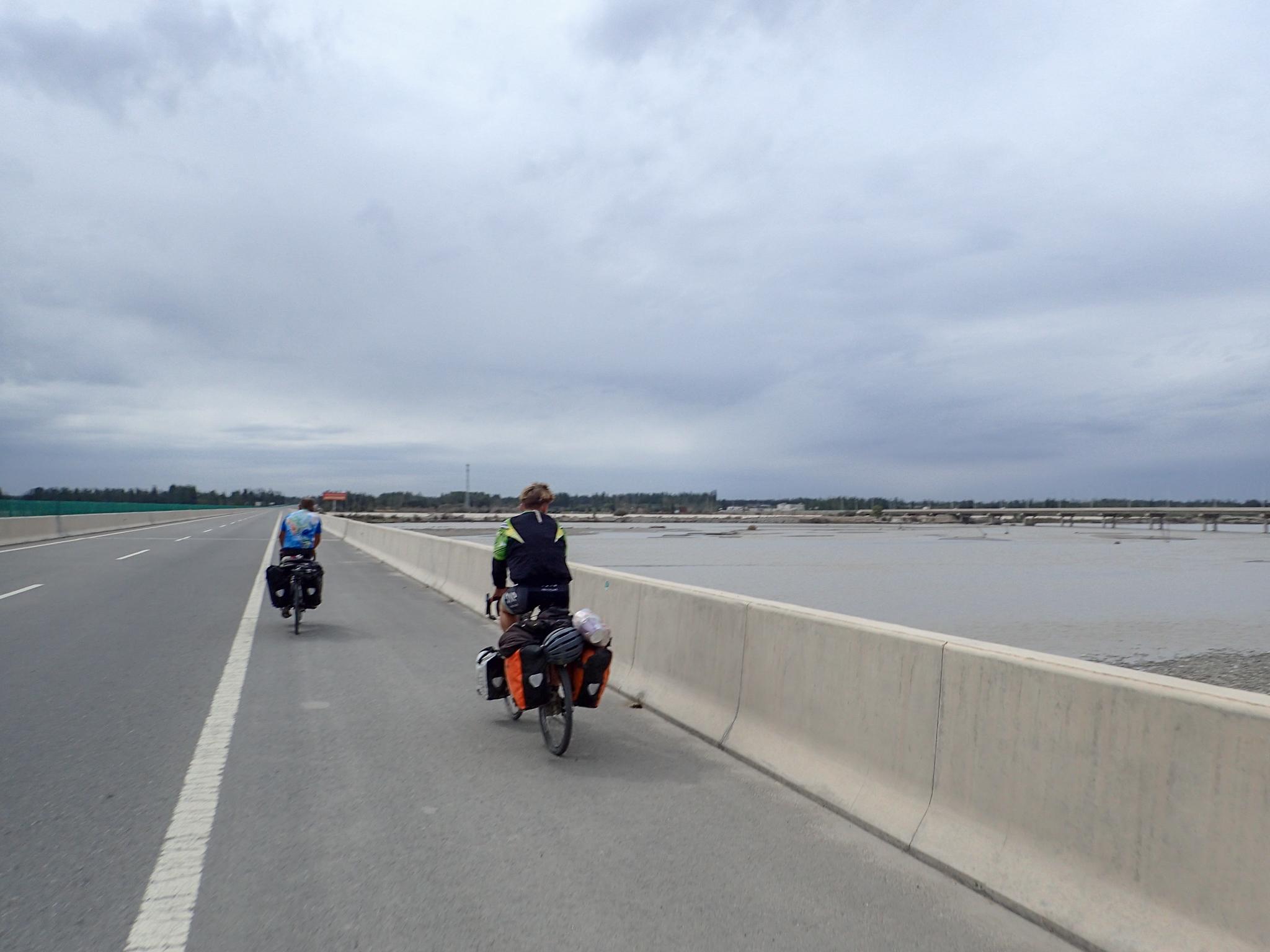 Bridge over Muddy Water
