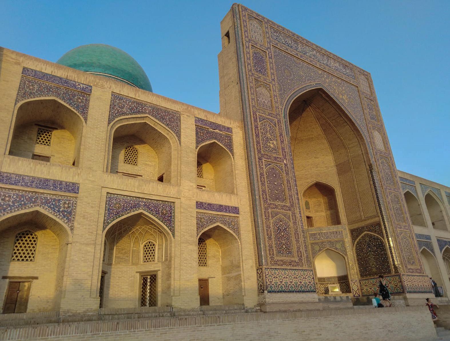 Sites in Bukhara
