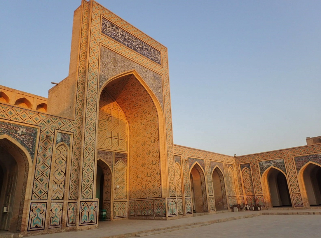 Sites in Bukhara