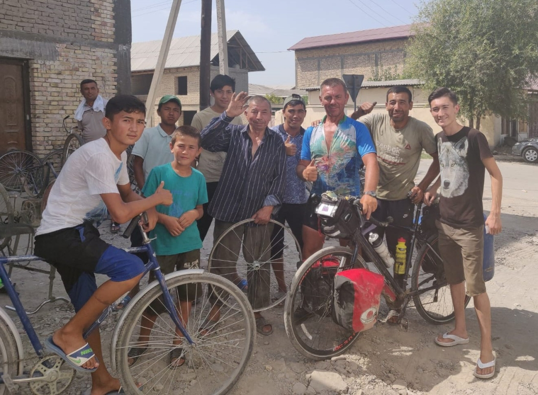 Bike repair shop in Shankhrikhan