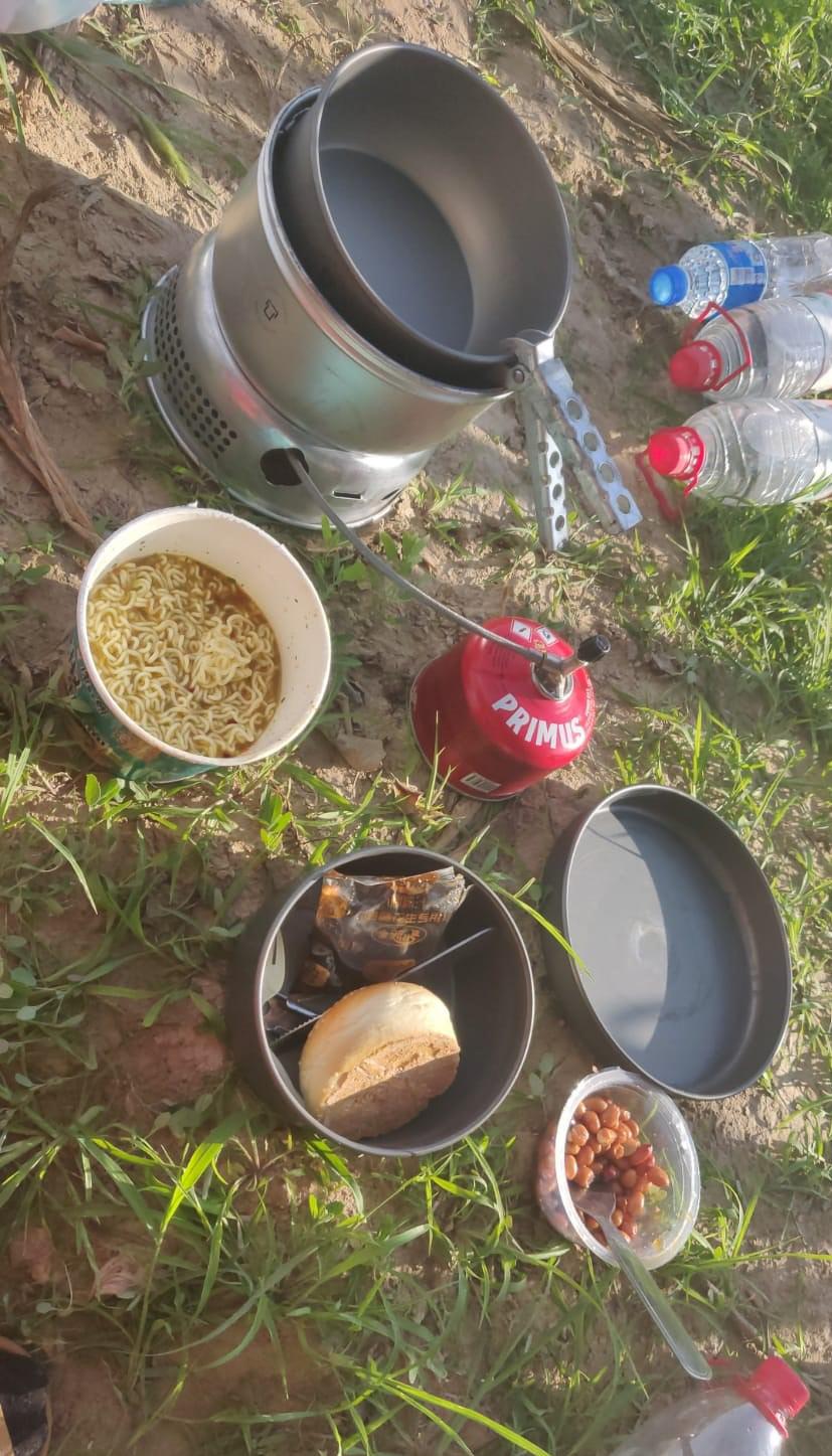 Pot Noodles (again)