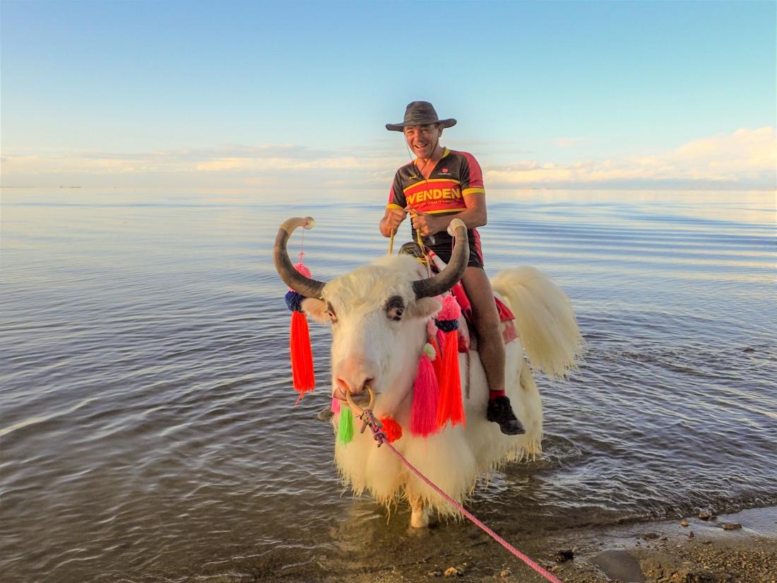 Dale, Yak riding