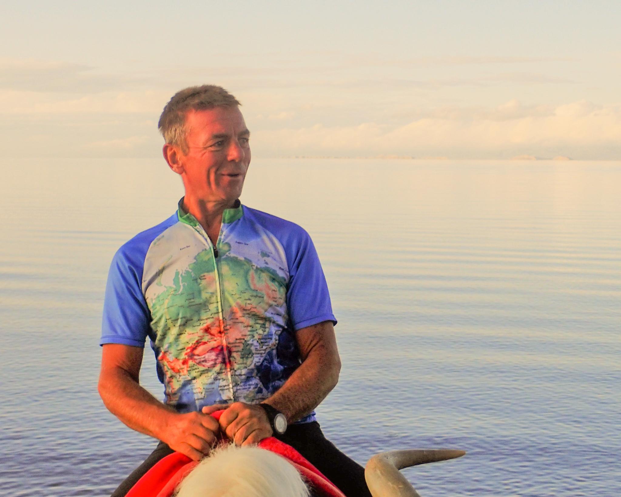 Keith, Yak riding