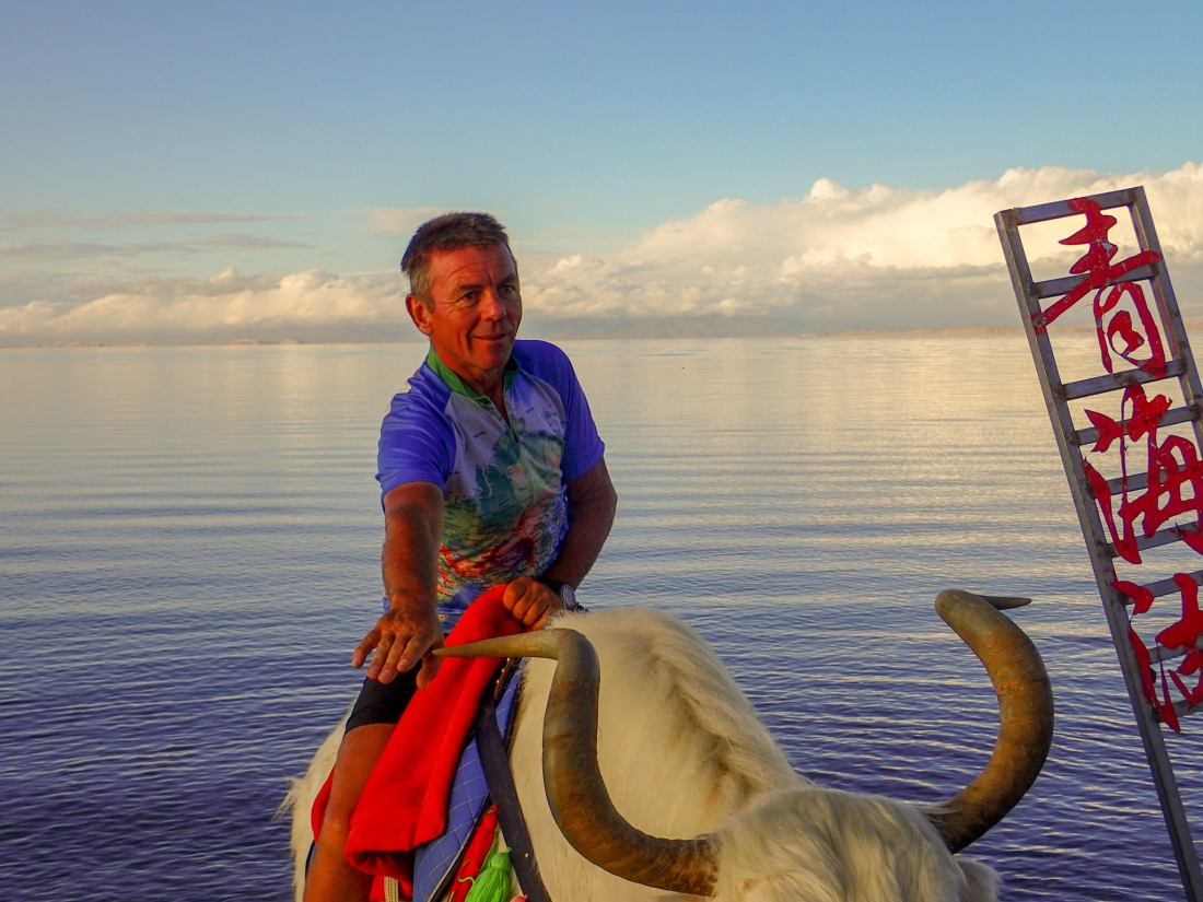 Keith, Yak riding