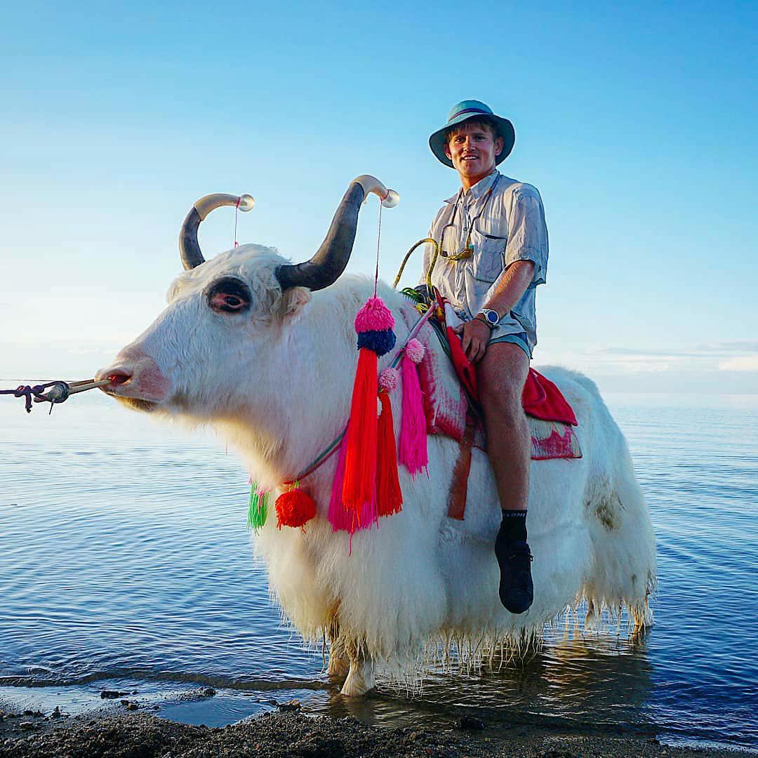 Linford, Yak riding