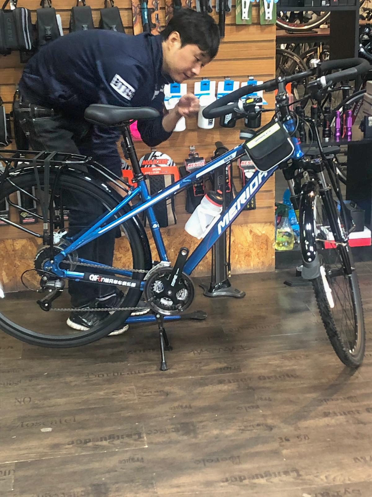 A bike for Rylan?