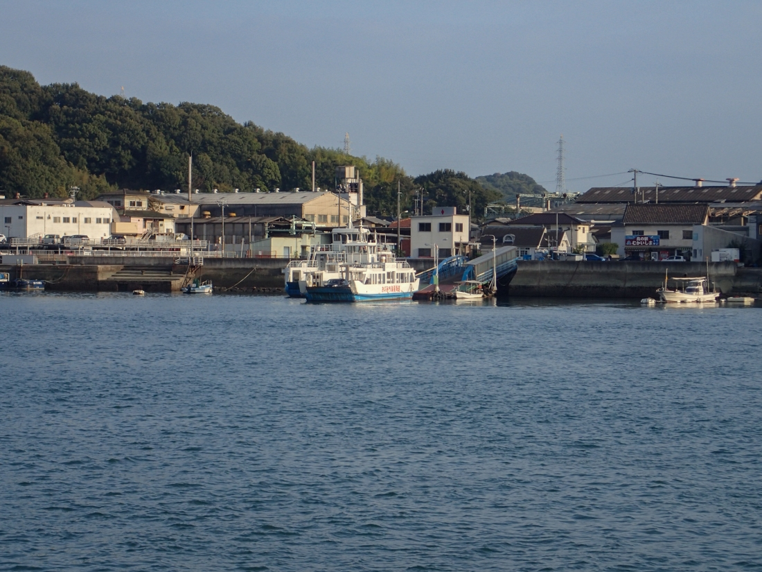 On the way to Onomichi