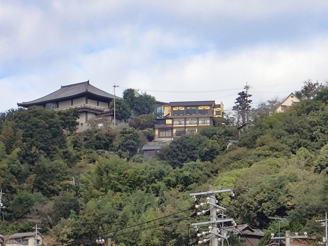 Departing Onomichi