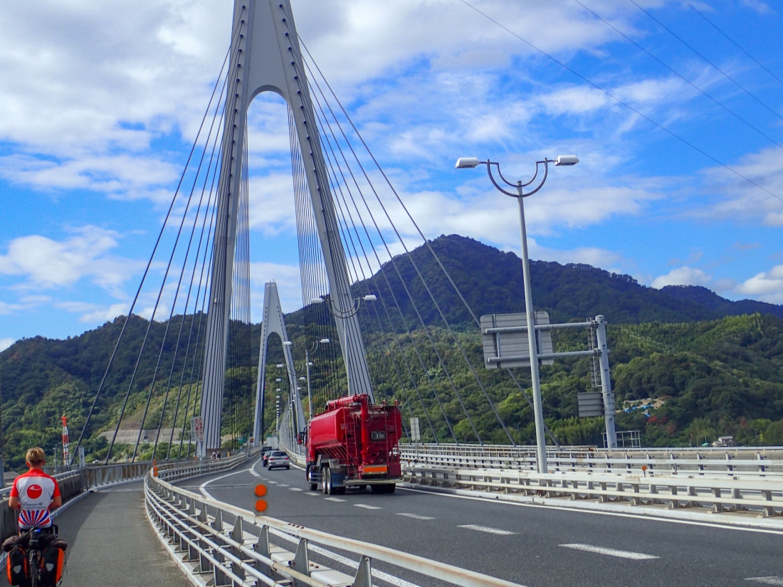On the Tatara bridge