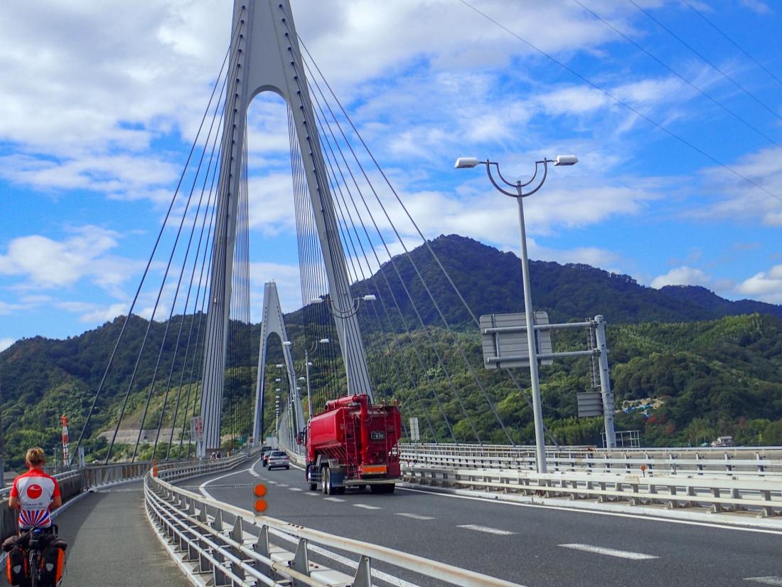 On the Tatara bridge