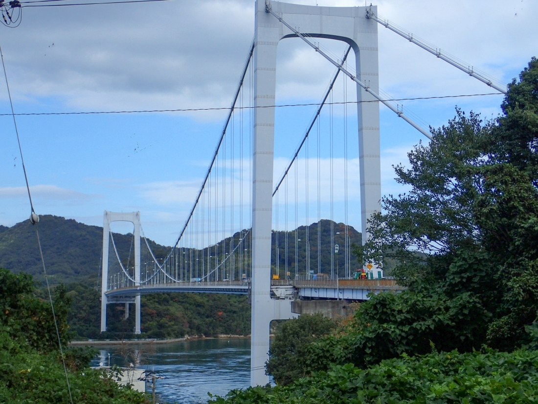 Hey! A bridge