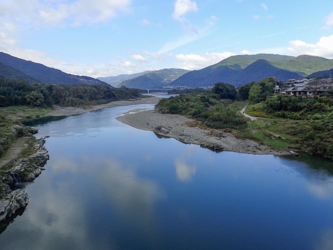 Yoshoni river