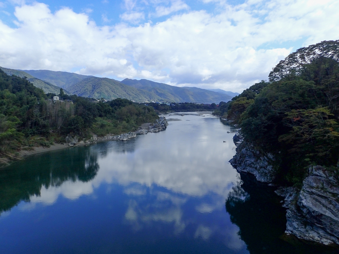 Yoshino river