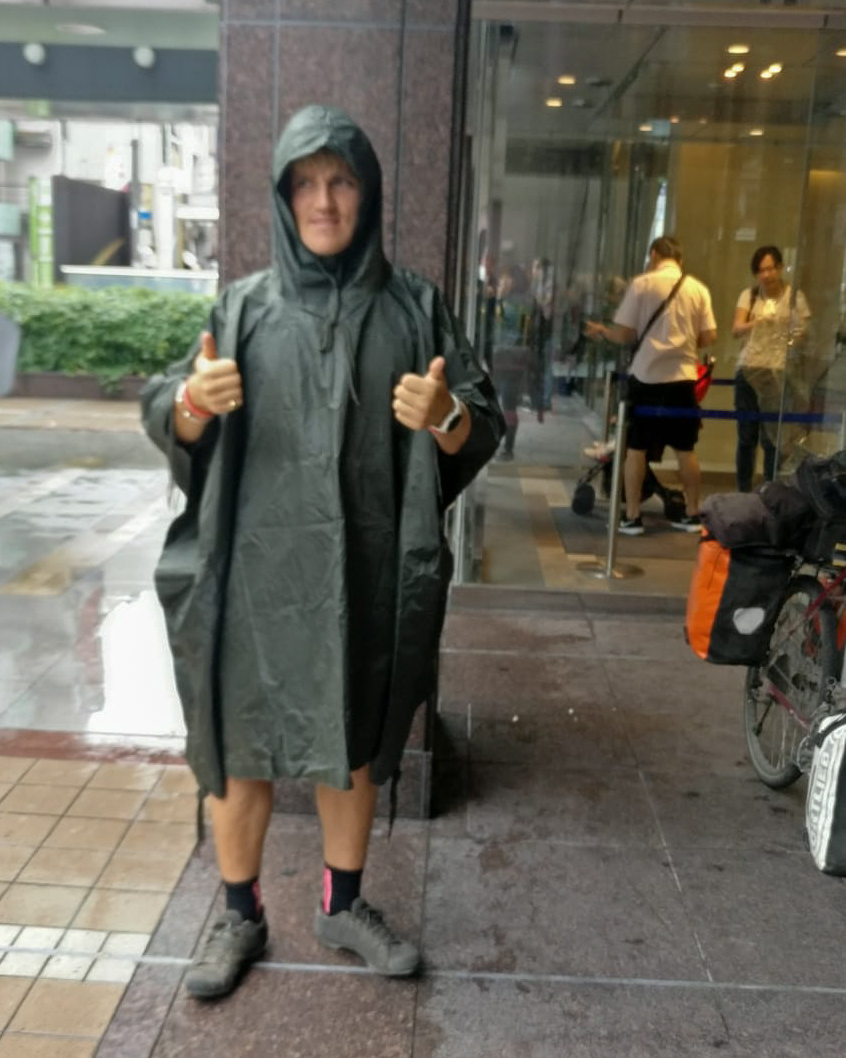 Linford ready for any Typhoon!
