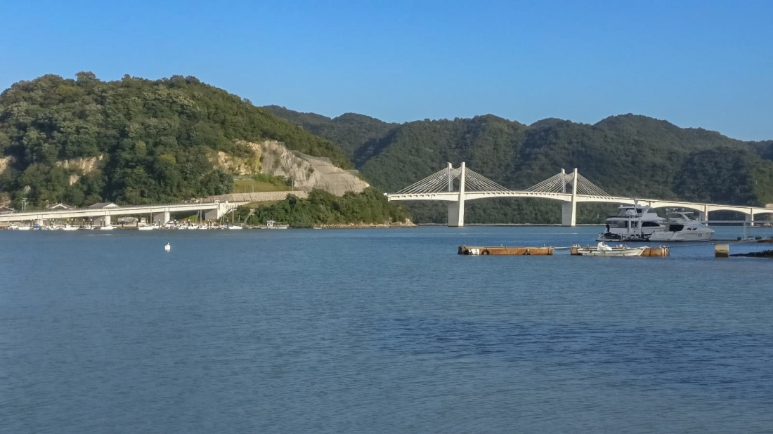 Coastal views near Setouchi