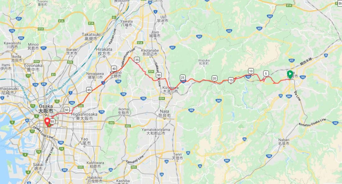 20191101_ridewithgpsmap_Dale