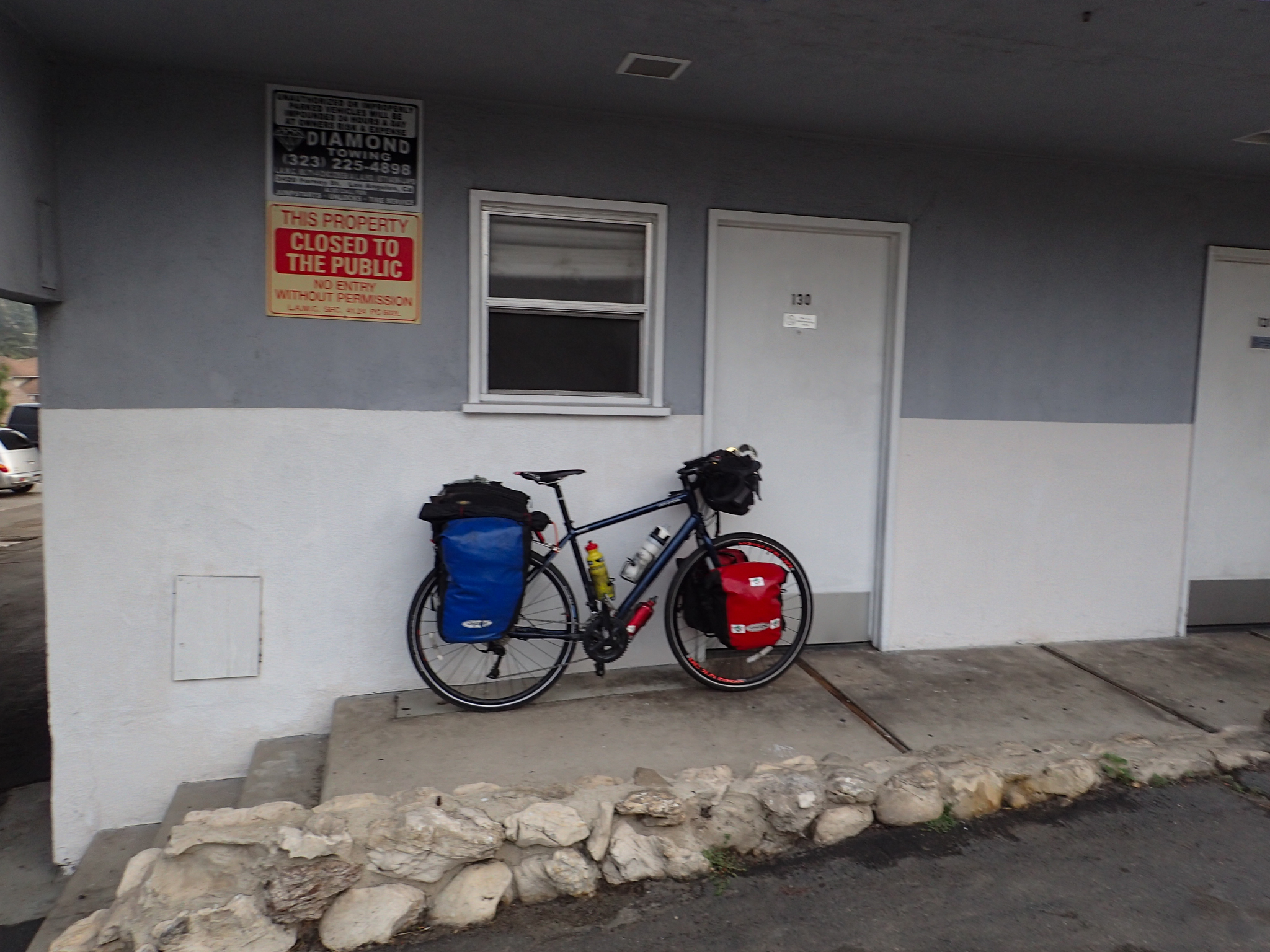 Bike and Motel