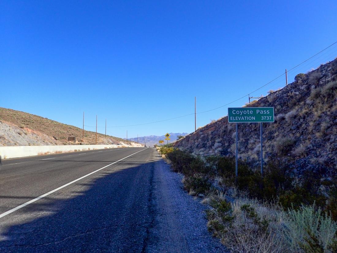 Coyote Pass, Arizona