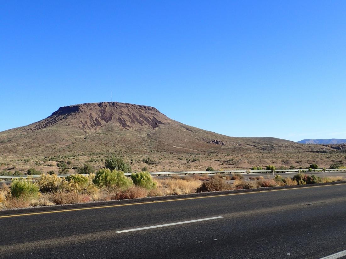 A Mesa in Arizona