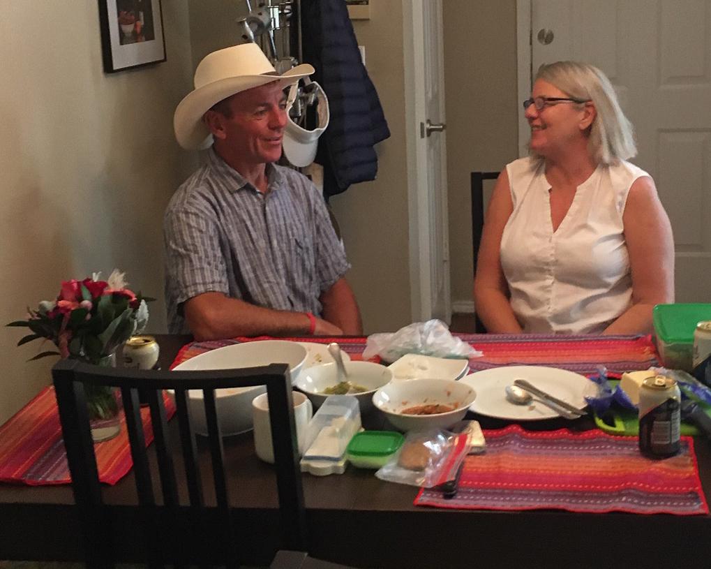 Keith and Debbie, Austin, Texas