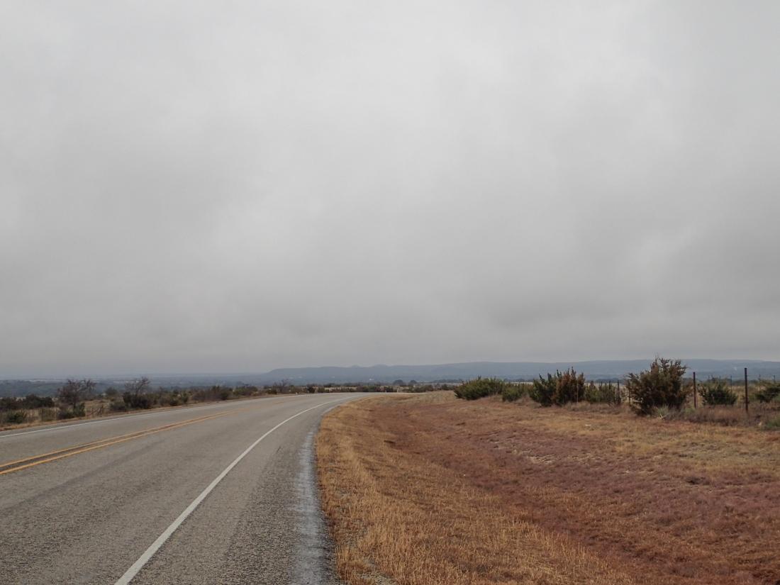 West Texas - shitty weather