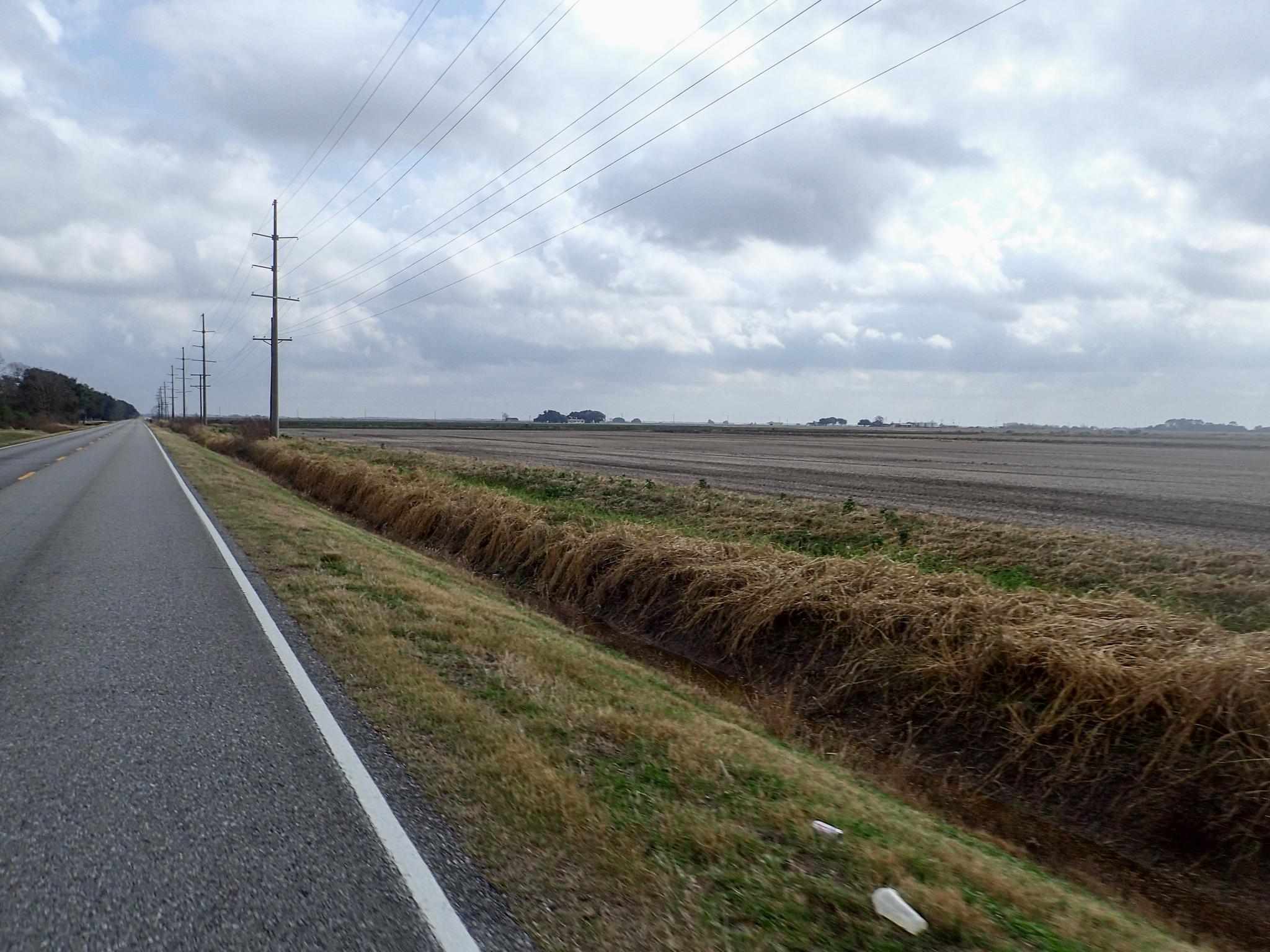 Louisiana road