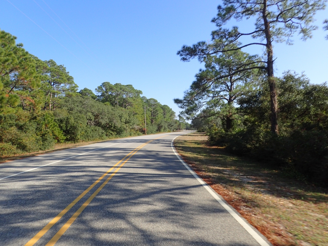 Gulf Shore Road, Alabama