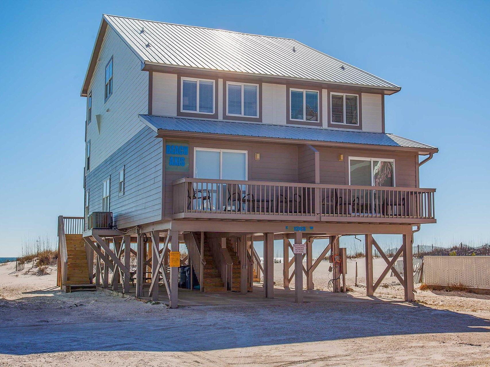 Beach House, Gulf Shores, Alabama