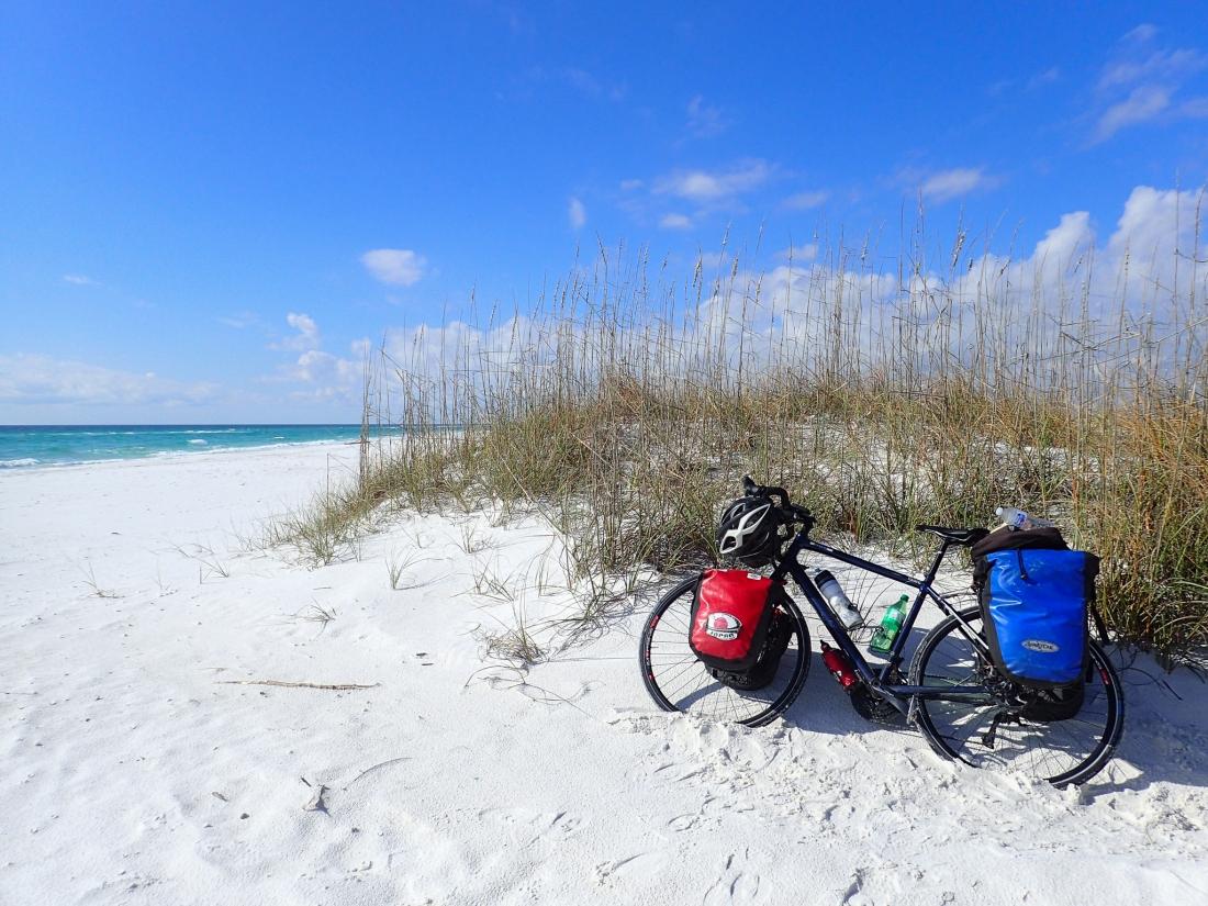 Gulf shore beach