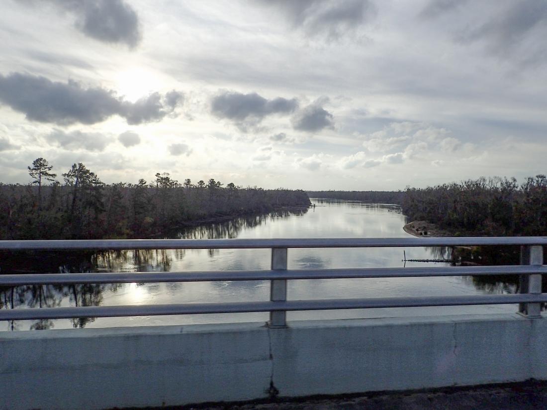 The Apalachicola River, Florida