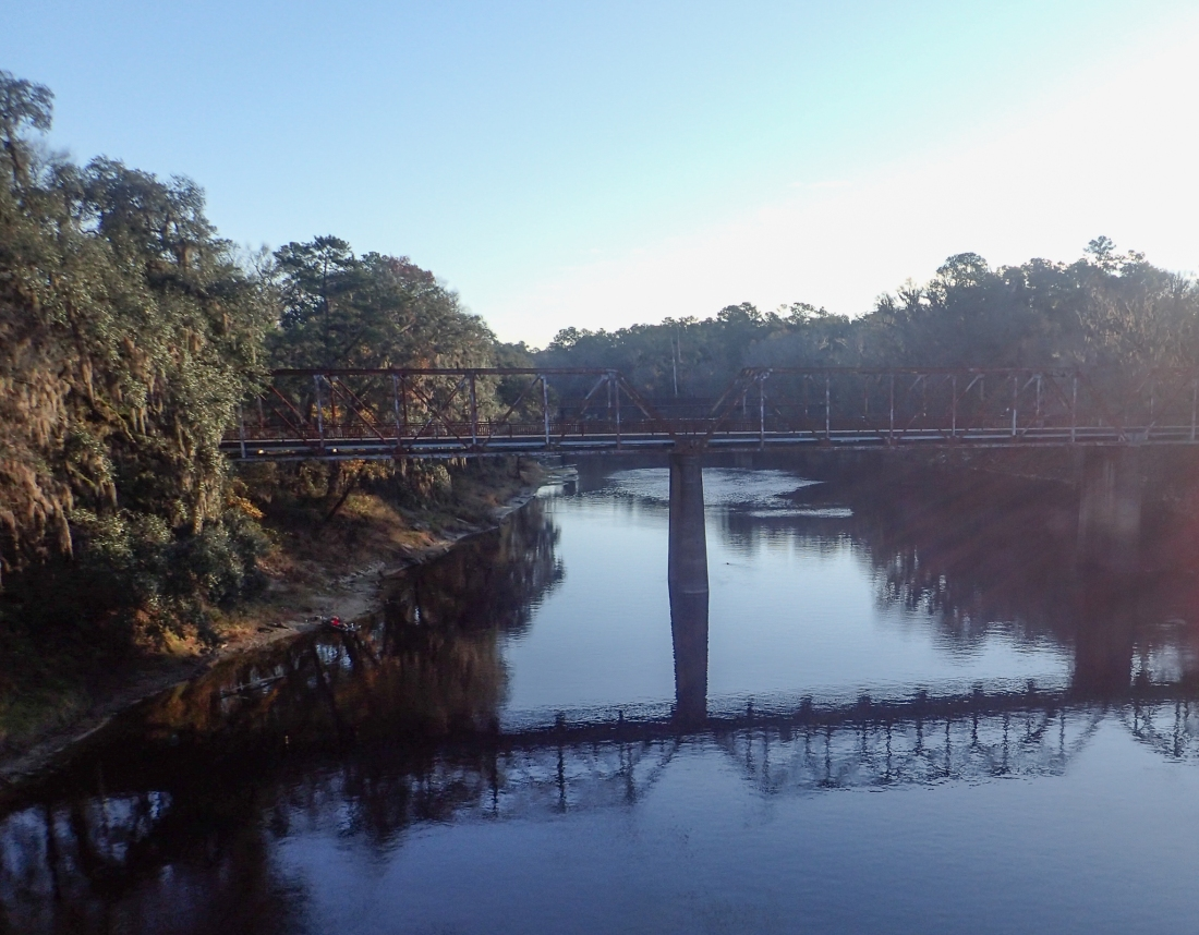 The Suwannee River, Florida