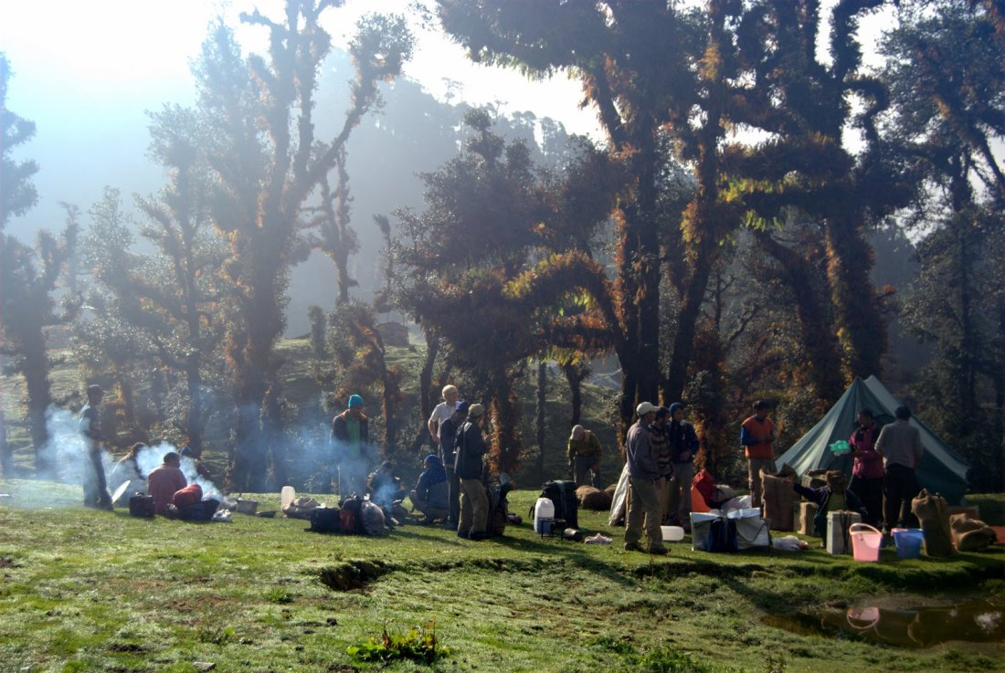 Camping Belak Khal
