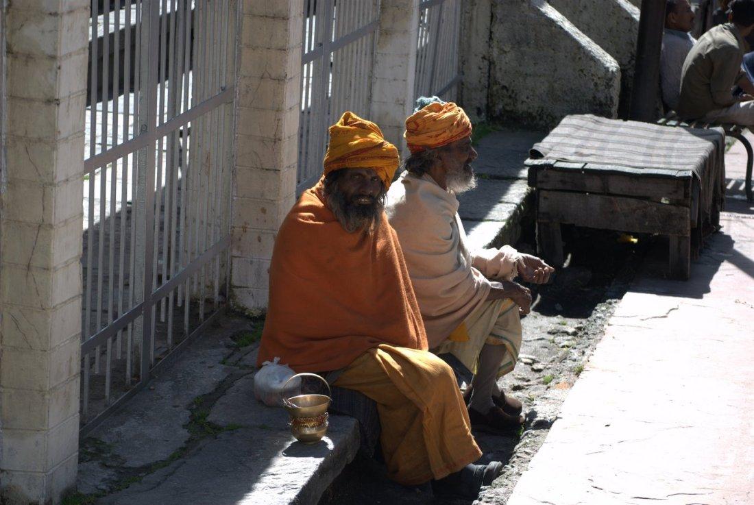 Kedarnath, tempel