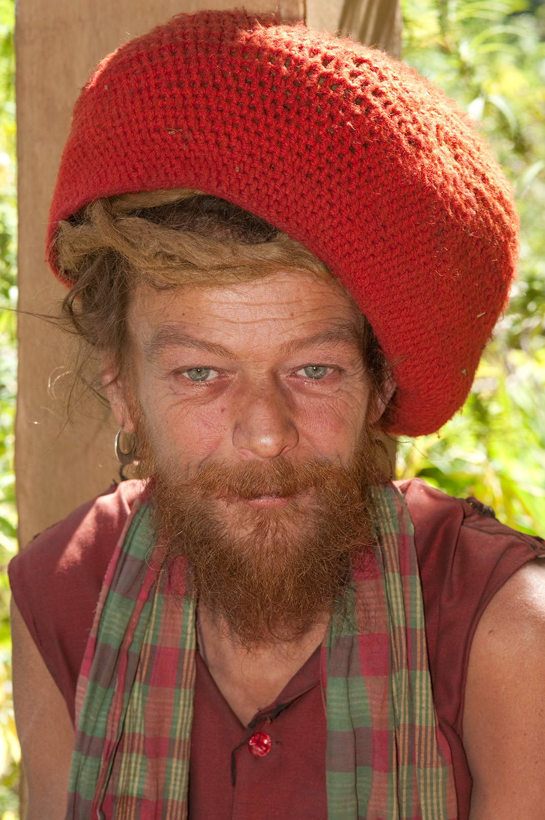 Portraits on the trail to Rees, Uttarakhand, India. Trek Day 21