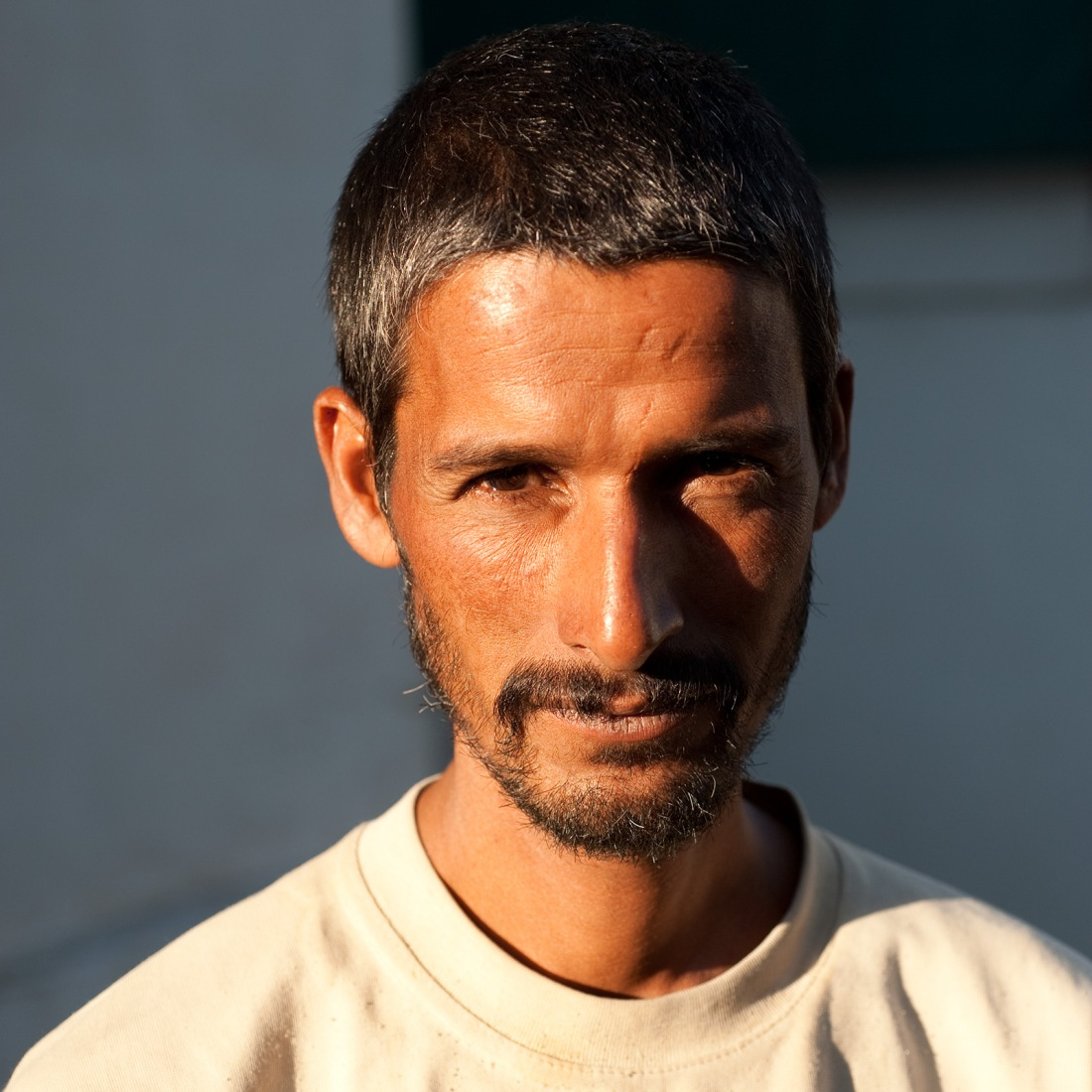 Bachan, one of our porters, at Ghuttu on our last day.
